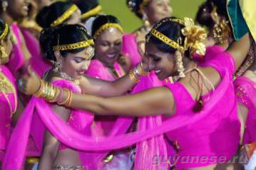 Family Traditions Of The Indo Guyanese