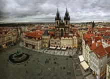 Прага златоглавая
