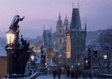 Готическая архитектура Праги