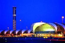 Суварнабхуми - международный аэропорт Бангкока.